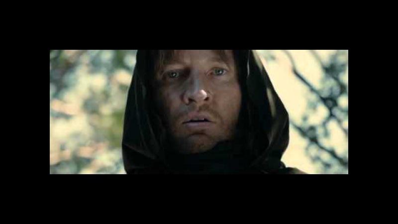 Faramir kills the Haradrim soldier.