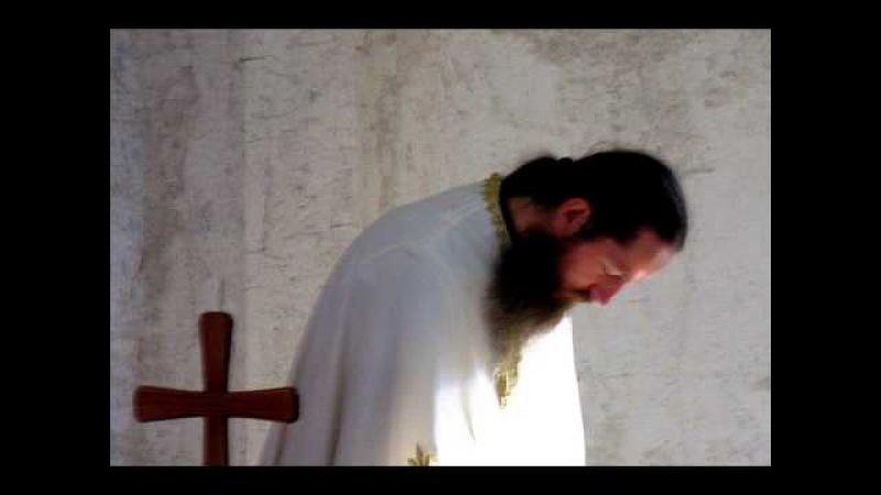 ЖИВЫЕ В ПОМОЩИ ВЫШНЕГО Иеродиакон Герман (Рябцев) Валаам - 90 Псалом