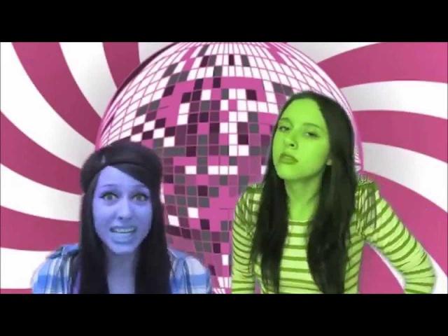 Сумерки Ke$ha - Blah Blah Blah - Пародия Кати Клэп с субтитрами