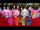 Игрушки Littlest Petshop Fairies обзор + мультик из игрушек на русском. Сладкие Феи Петшоп