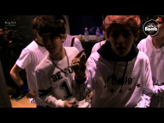 [BANGTAN BOMB] BTS Style 'NO.9' of T-ara at the ready time