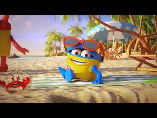 Play-Doh Animation - Приключения Плей-Дох