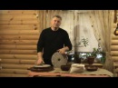 Ручная мельница с регулировкой помола из натурального гранита Конструкция и инструкция пользования