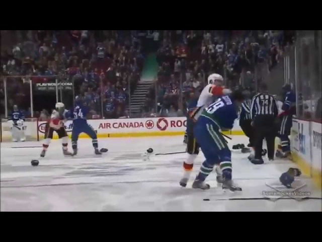 NHL Best Hits and Fights 2013 2014 (HD)