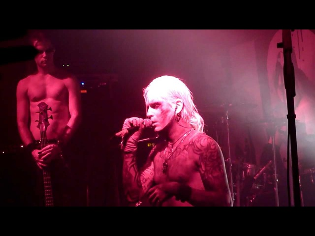 Lord of the Lost - In my heart (Mono Inc.- Cover) 19.11.2011 Erfurt