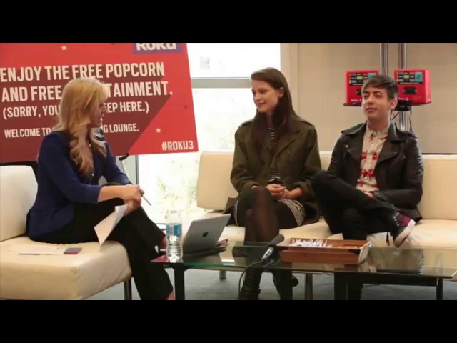 Exclusive SxSW interview with GLEE's Kevin McHale and Melissa Benoist