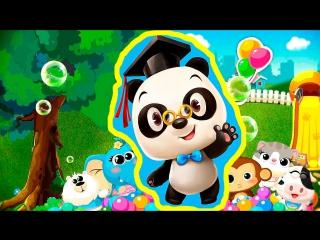 Детский сад Доктора Панды - Dr  Panda's Daycare. Обзор развивающего приложения для детей