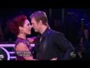 Nick Carter & Sharna Burgess dance the Tango