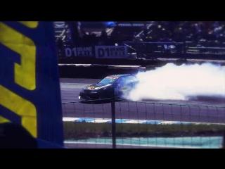 Drift Vine   Toyota Mark2 Jzx100 Daigo Saito jump drift on Ebisu Minami