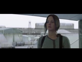 Голодные игры: Сойка-пересмешница. Часть II - The Hunger Games: Mockingjay - Part 2 (Русский фрагмент из фильма 2015)