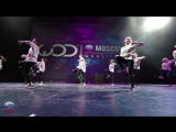Tiny Tunes || 3rd Place Youth Division || FRONTROW || World of Dance Moscow 2015 _ #WODMOW15