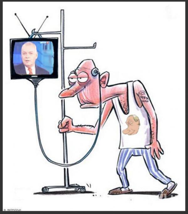 НАТО усилит борьбу с российской пропагандой - Цензор.НЕТ 3104