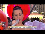 Katy Perry - Teenage Dream (Live in Today Show)