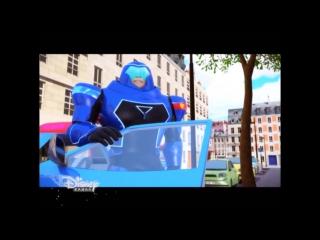Miraculous LadyBug | Леди Баг и Супер-Кот - 9 серия | Роджер - Полицейский
