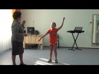 Репетиция к Празднику двора - Еремеева Диляра