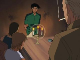 Detectiu Conan - 292 - La princesa de l'illa deshabitada i el castell del drac. La persecussió