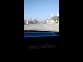В Азербайджане в Барде катаемся с Самиром и Нурушай))