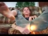 Girl_lights_a_fire_fart!