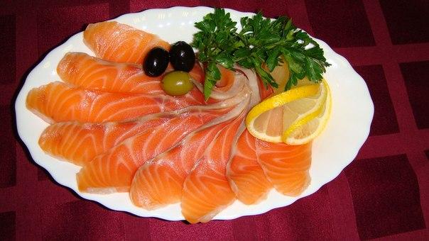 Горячии закуски из рыбы с фото для ресторанов