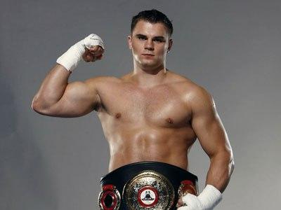 Бойцов получил медаль «За преданность спорту»