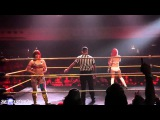 Asuka vs Eva Marie NXT Live Philly 2/18/16 [HD 1080/60fps]