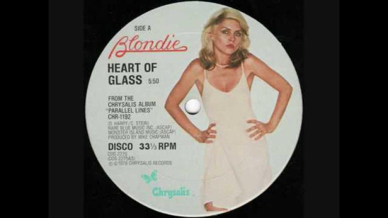 Blondie Heart Of Glass Disco 12 Vocal Instrumental Edit