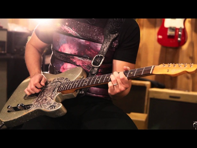 Brad Paisley At: Guitar Center G-Bender Telecaster