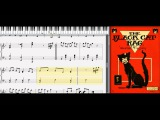 Black Cat Rag by Frank Wooster & Ethyl B. Smith (1905, Ragtime piano)