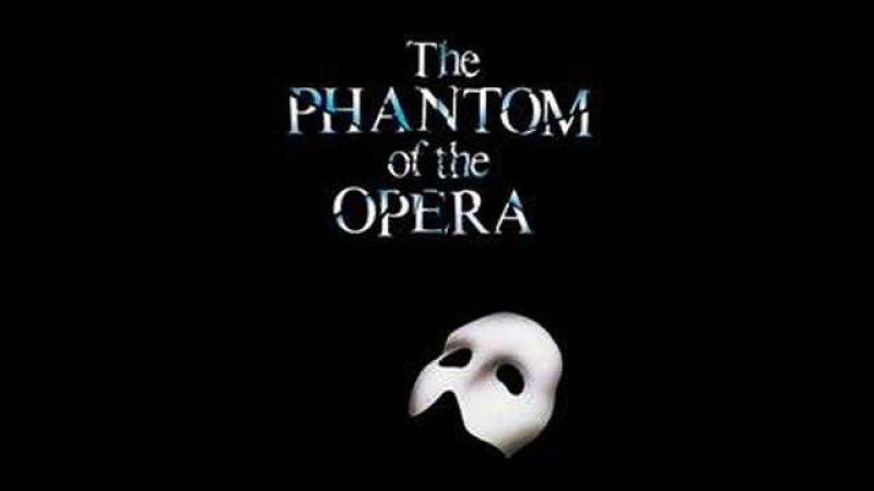 Phantom of the opera techno version