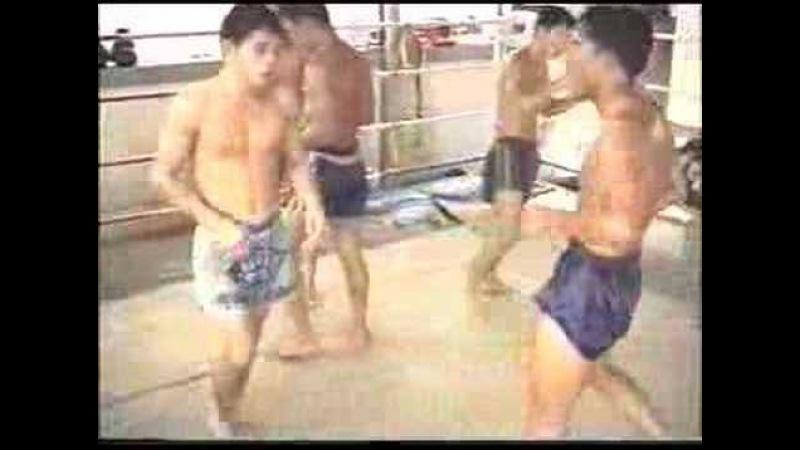 Muay Thai. Бангкок. Чемпионы Lumpinee и Ractchadamnern. Часть №5