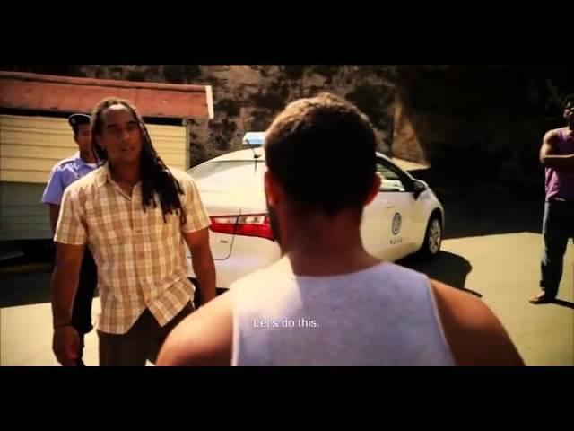 Falcon Rising (2014) Fight Scene - Lateef Crowder Dos Santos