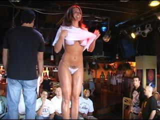Spring Break Hot Body Brazilian Booty G-String Bikini Contest - HD Part 2