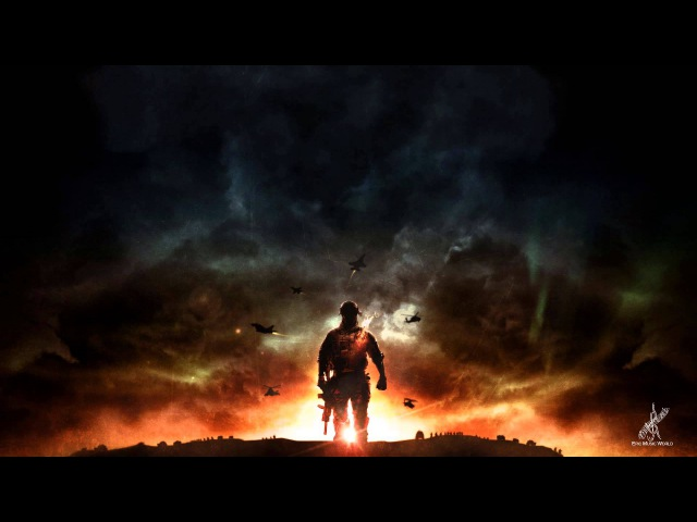 J2 Chroma Music - Heroes Will Rise (Epic Powerful Vocal Rock)