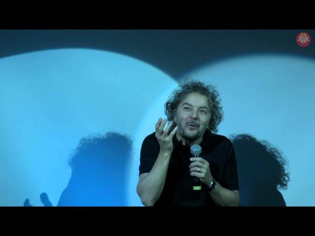 Даниэле Финци Паска о режиссуре в цирке