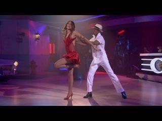 Daniela Ospina en Bailando con Las Estrellas (Colombia) - Canal RCN #BailandoConRCN 13 de Enero