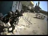Helmet Cam Footage US Navy Seals (or Marines) in Combat.
