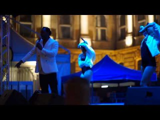 Dr. Alban @ Budapest Jubilee Beer Festival 2015 (Sony A7 II)