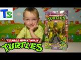 Черепашки Ниндзя обзор игрушки Донателло Teenage mutant ninja turtles toys