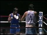 Mike Tyson KOs Kelton Brown to Win National Amateur Boxing Crown
