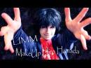 |LIMM| MakeUp Hiro Hamada Big Hero 6