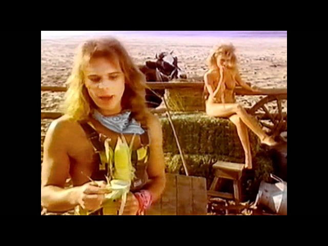 California Girls [HD] - David Lee Roth