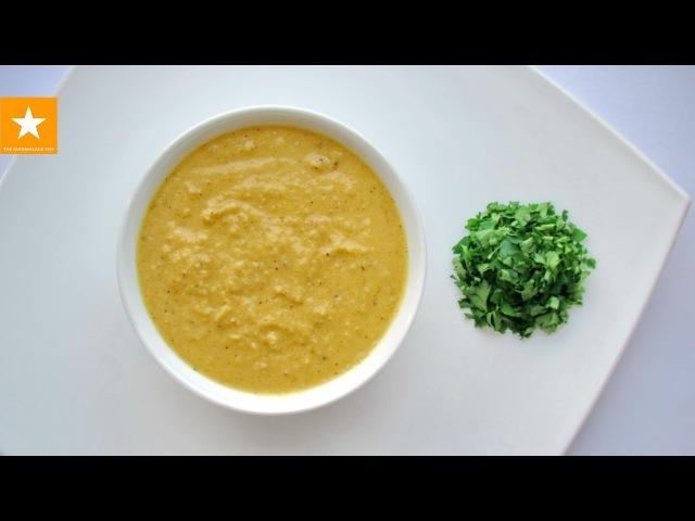СУП ИЗ ТЫКВЫ со специями от Мармеладной Лисицы. Pumpkin Soup