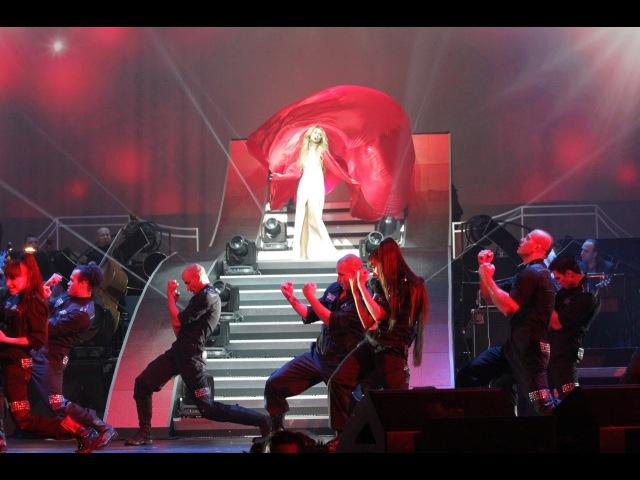 Концерт АНЖЕЛИКИ Агурбаш в Государственном Кремлевском дворце (19.11.2011)