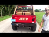 1976 Jeep CJ5 - Walk around and Drive ... WAS For Sale