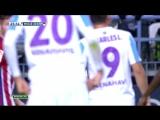 Чeмпиoнaт Иcпaнии 2015-16 / 16-й тyp / Малага - Атлетико М / 2 time