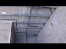 Харьков. Электромонтаж в новострое 1-ком квартира. Укладка проводки под потолком. 099-66-272--99