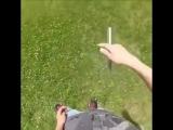 нож бабочка, офигенно (6 sec)