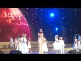 Алсу и Непоседы на концерте Юрия Энтина 2015