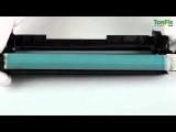 Заправка картриджа HP Q2612A (12A) HP FX-10 / Canon 703 / инструкция