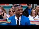 50 Cent на шоу «Hollywood Live» 10.06.15 [Рифмы и Панчи]